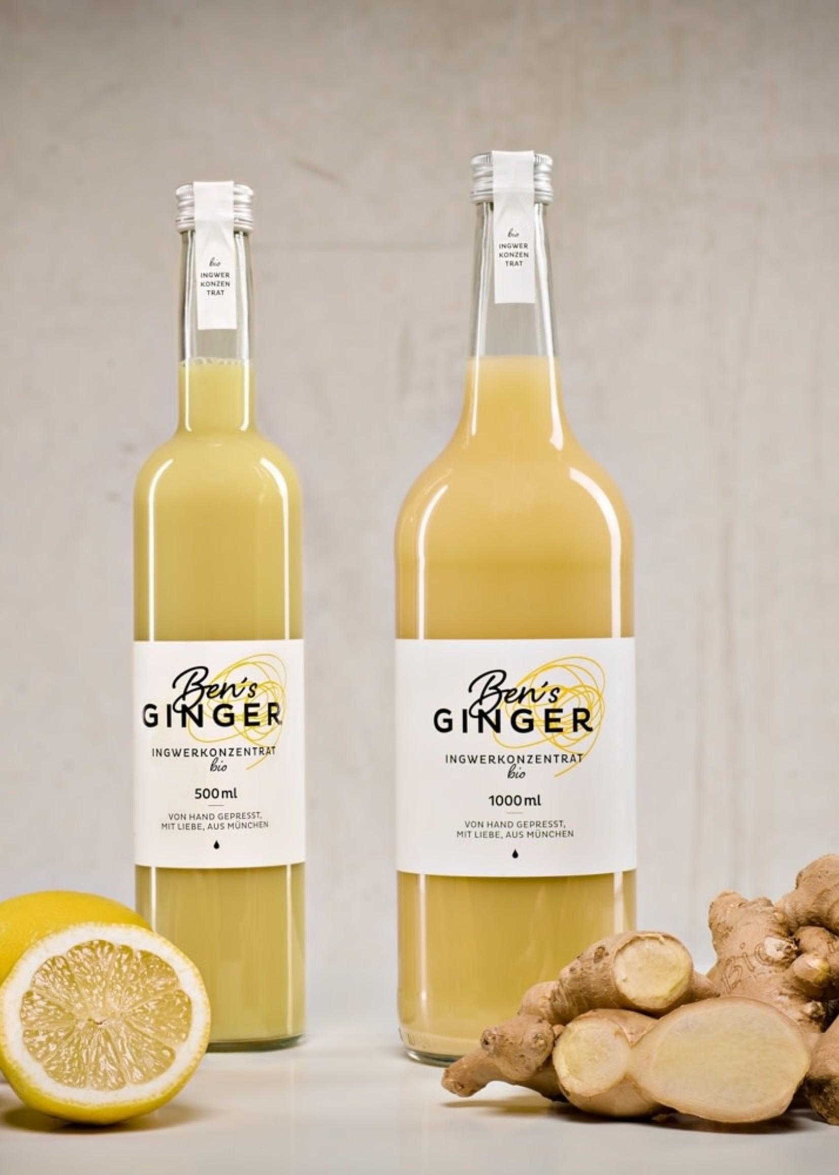 Ben's Ginger 0,5 l