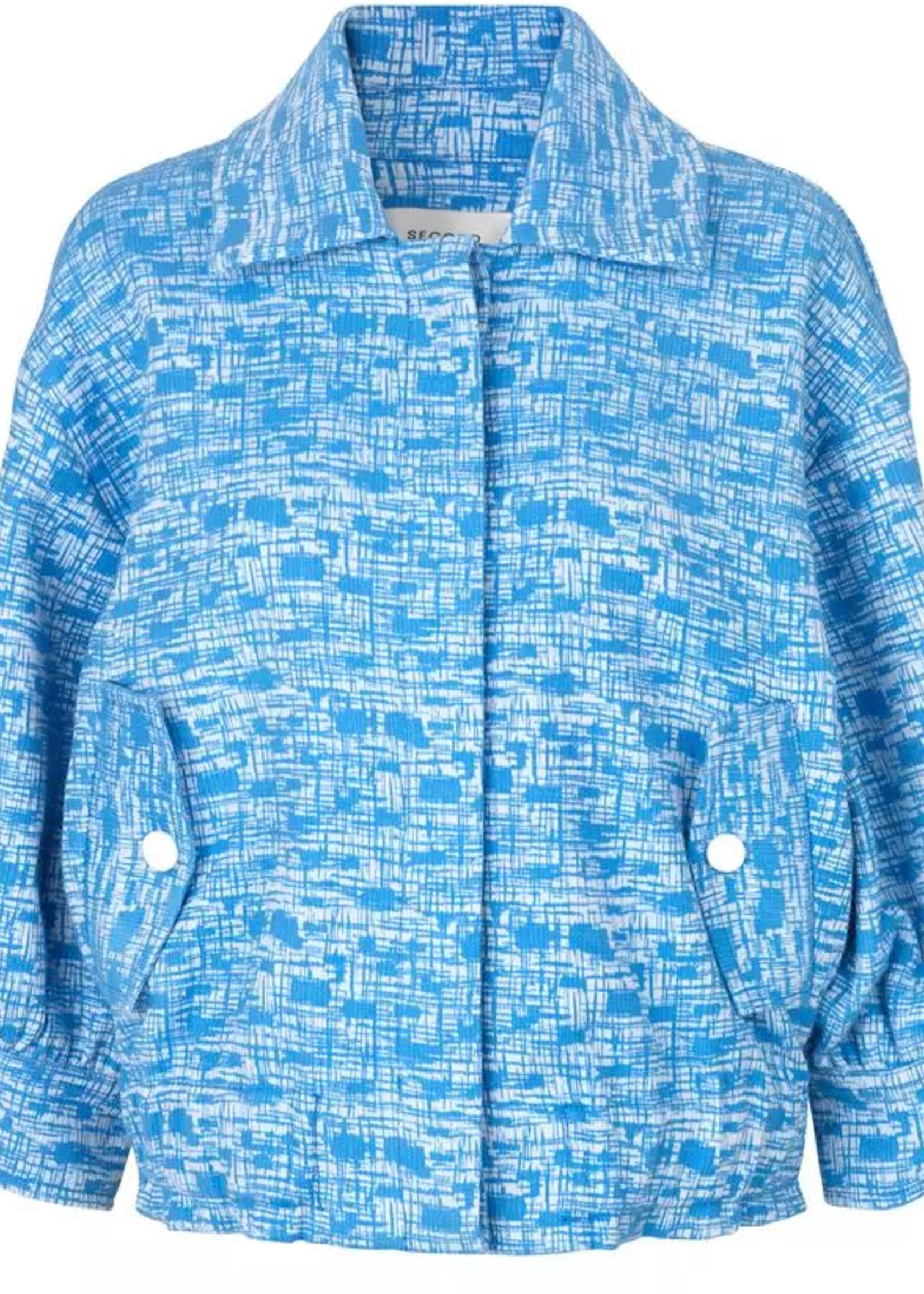 Second Female Ana jacket pacific coast / L