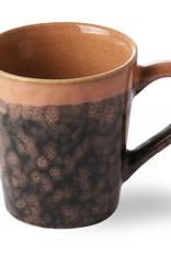 HKliving Ceramic 70's espresso