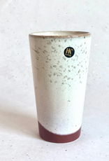 HKliving Ceramic 70's latte mug
