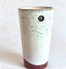 HKliving Ceramic 70's latte mug