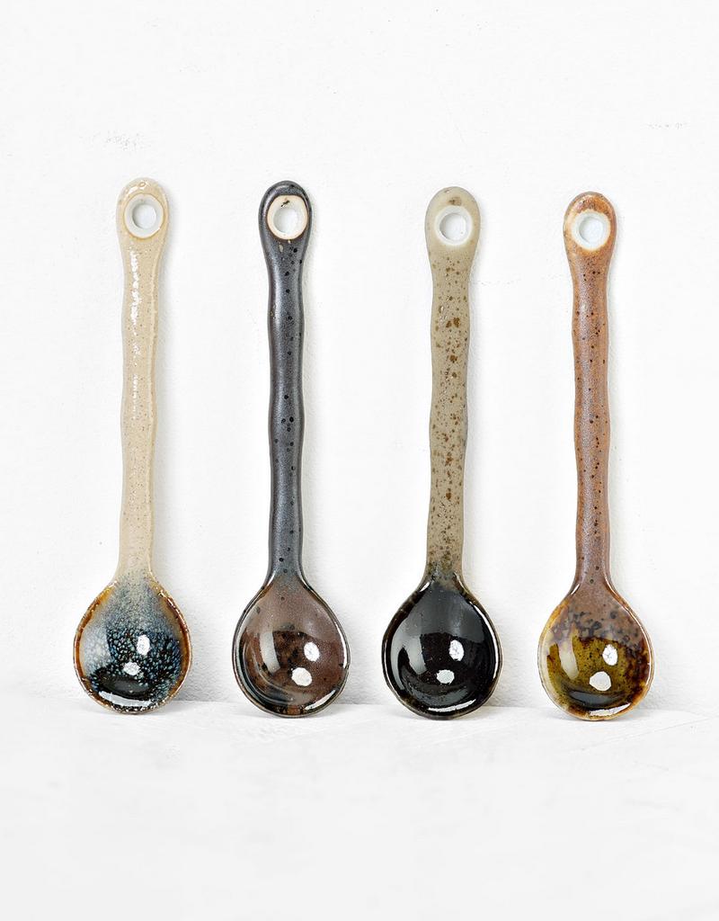 hk living Japanese tea spoon
