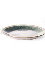 HKliving Side plate ceramic 70s mist