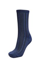 Selected Femme 1-pack glitter sock