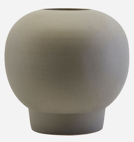 House Doctor Vase bobble dark grey