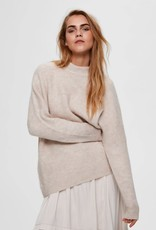 Selected Femme  ENICA KNIT O-NECK NOOS