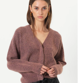 Second Female Brook knit boxy cardigan