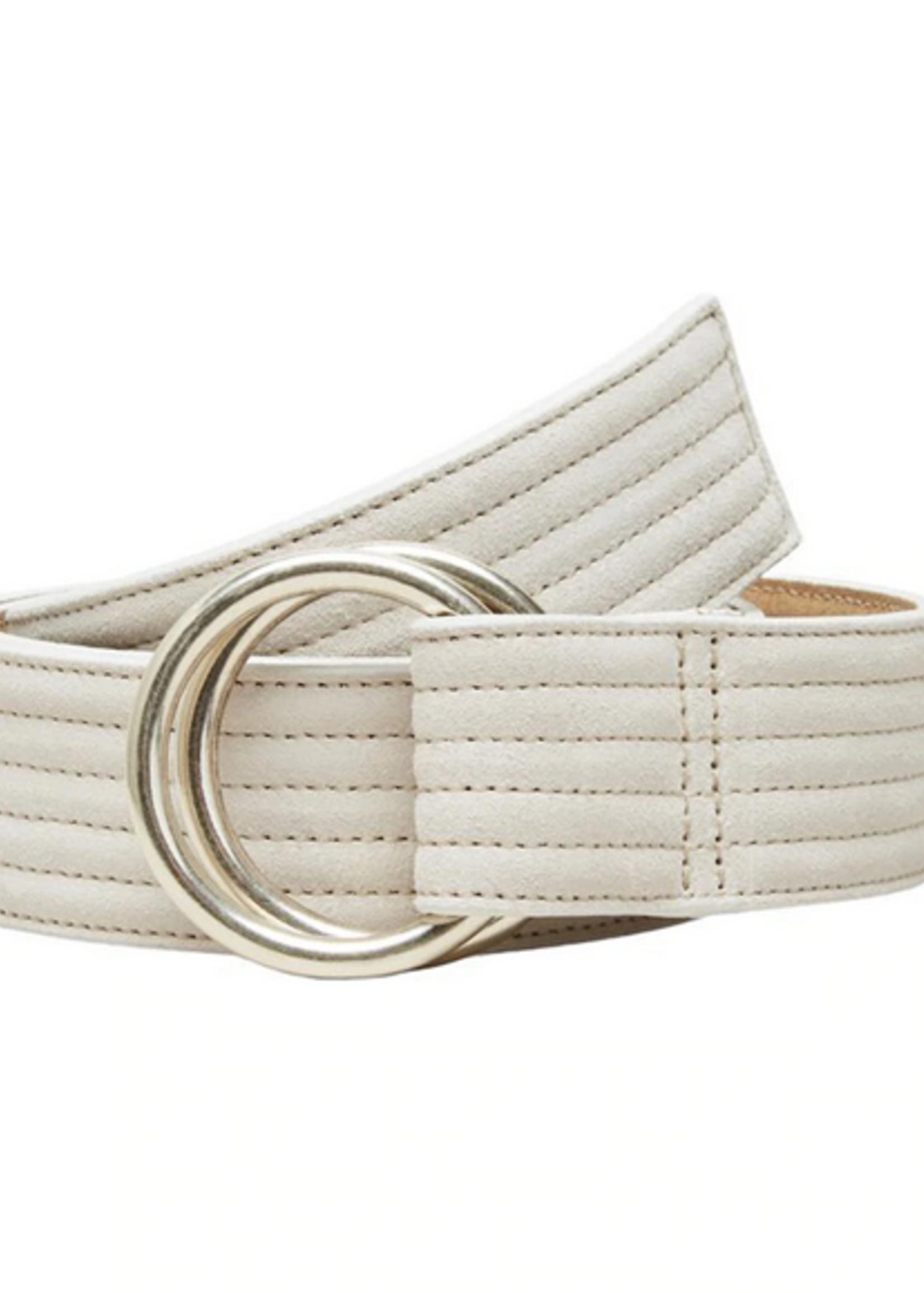 Selected Femme Suede belt