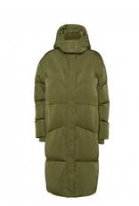 Norr Selma puffer jacket army