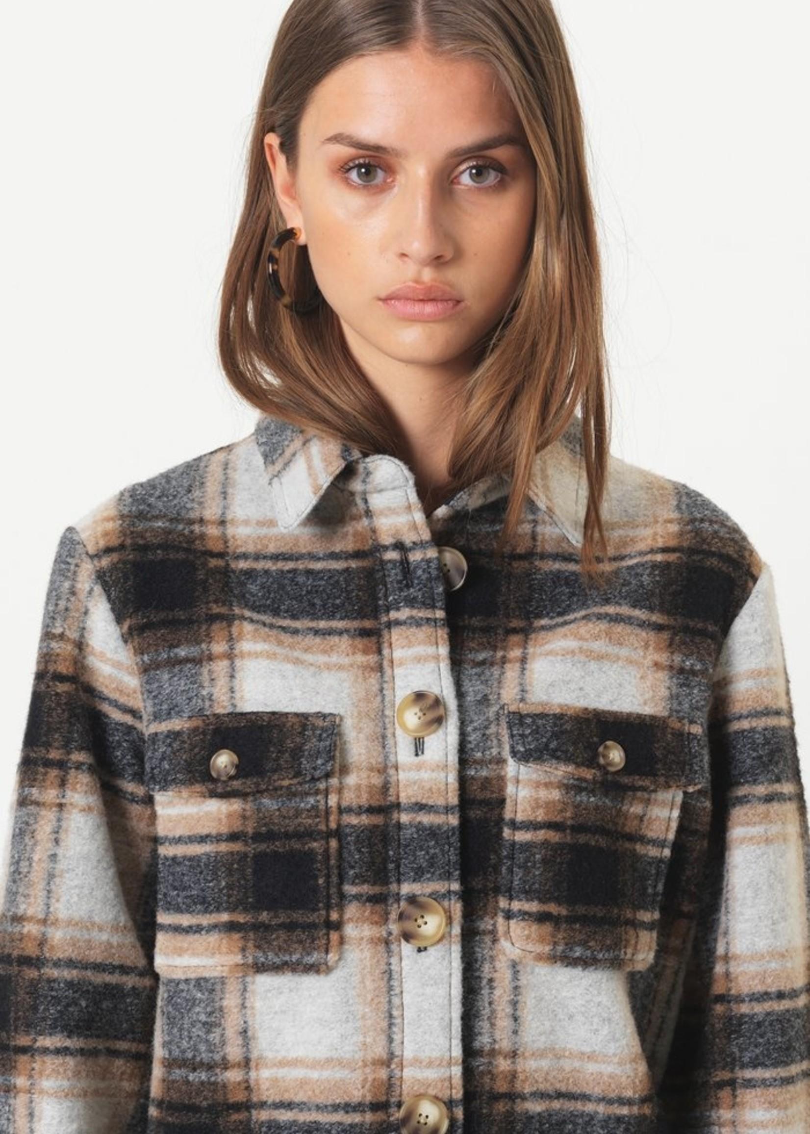 Second Female Amber shirt jacket L