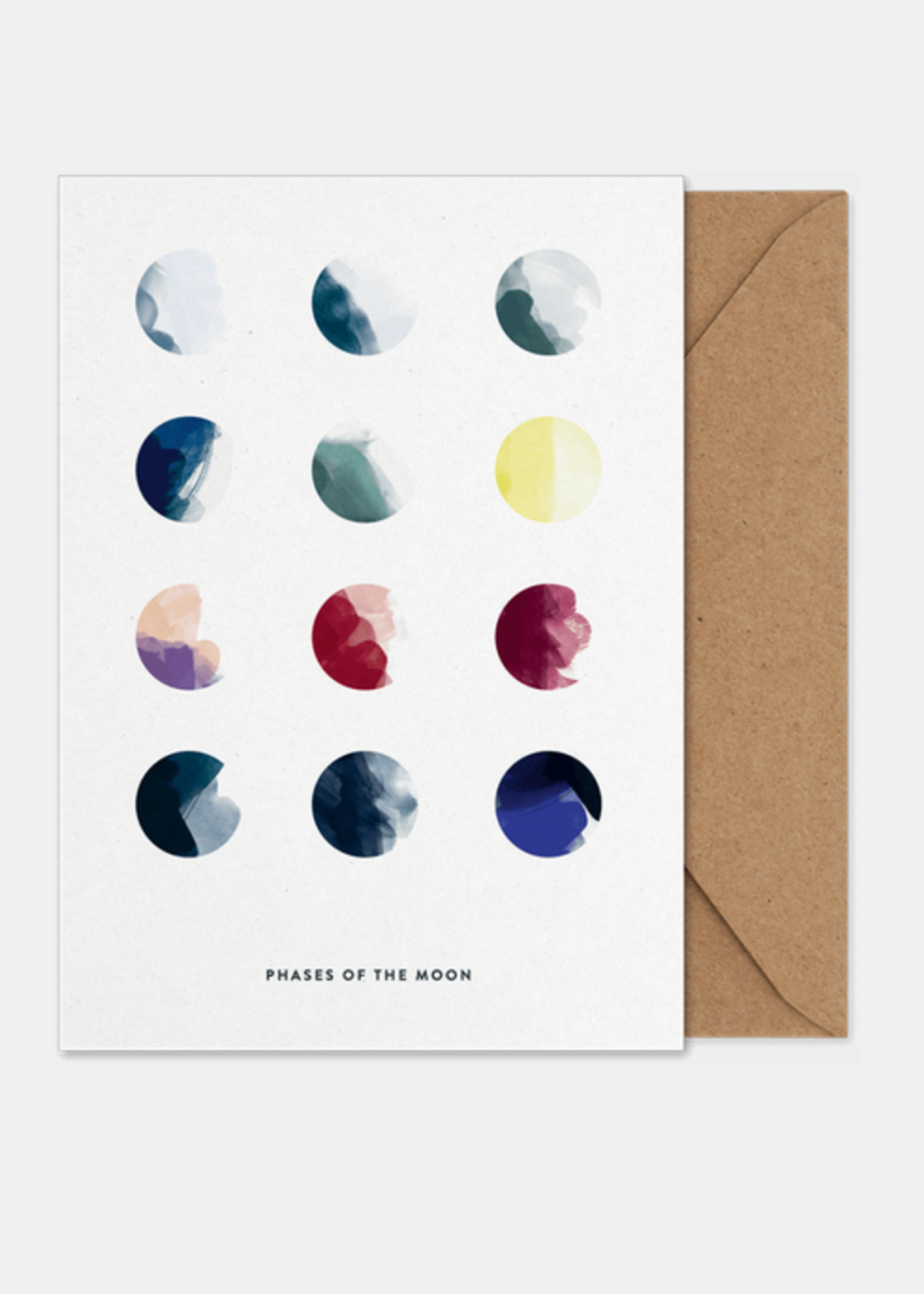 Paper Collective Art card