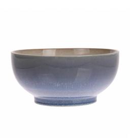 Ceramic 70's salade bowl ocean
