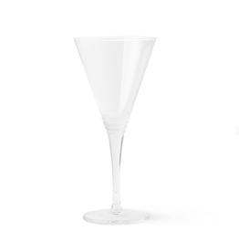 HKliving Engraved cocktail glass