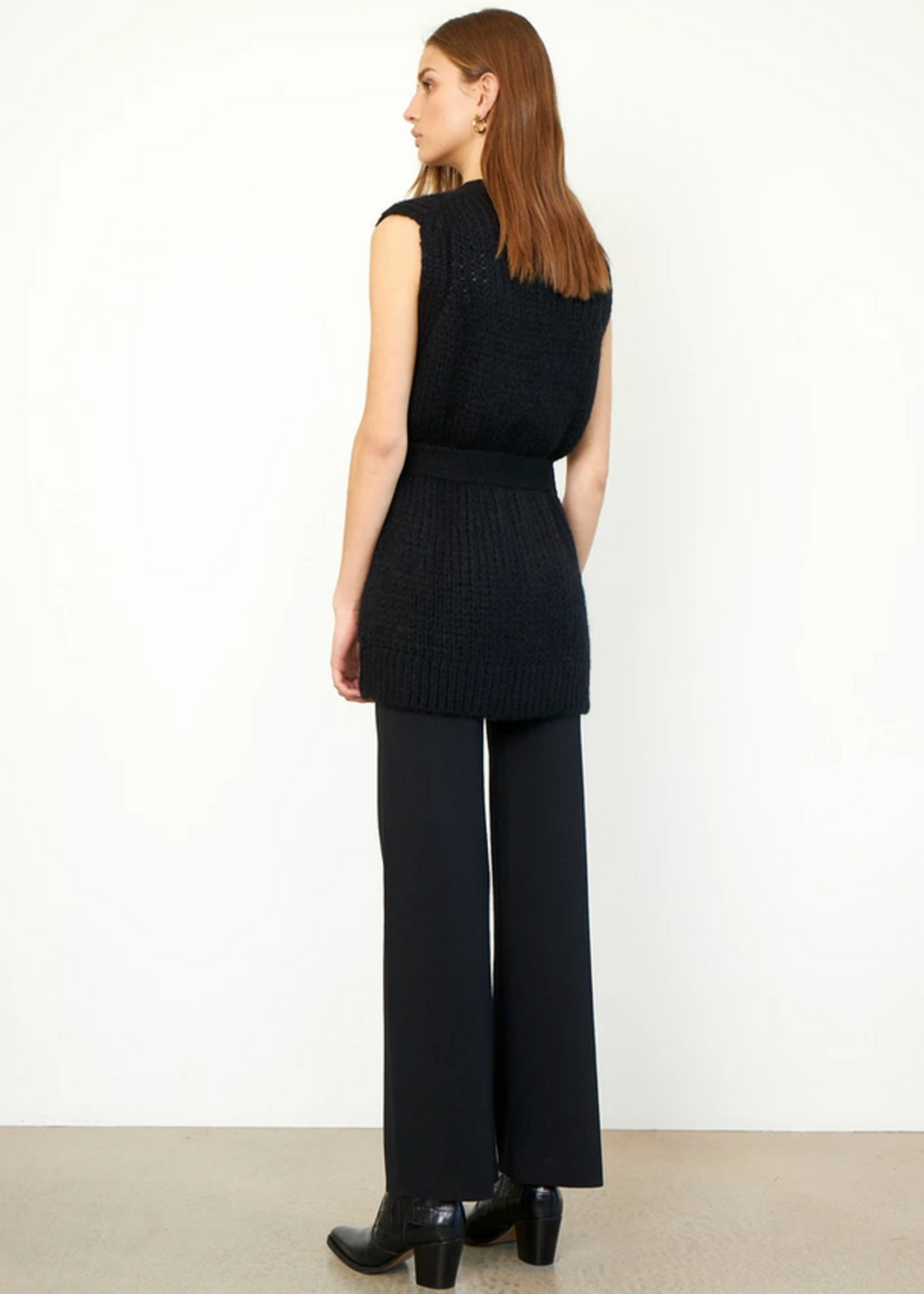 Second Female Sonia Knit Waistcoat
