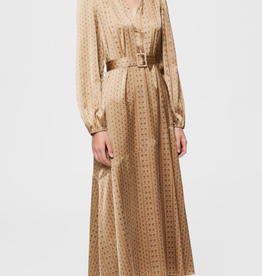 Selected Femme Moni-florenta  ankle dress