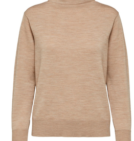 Selected Femme Sandra knit t-neck