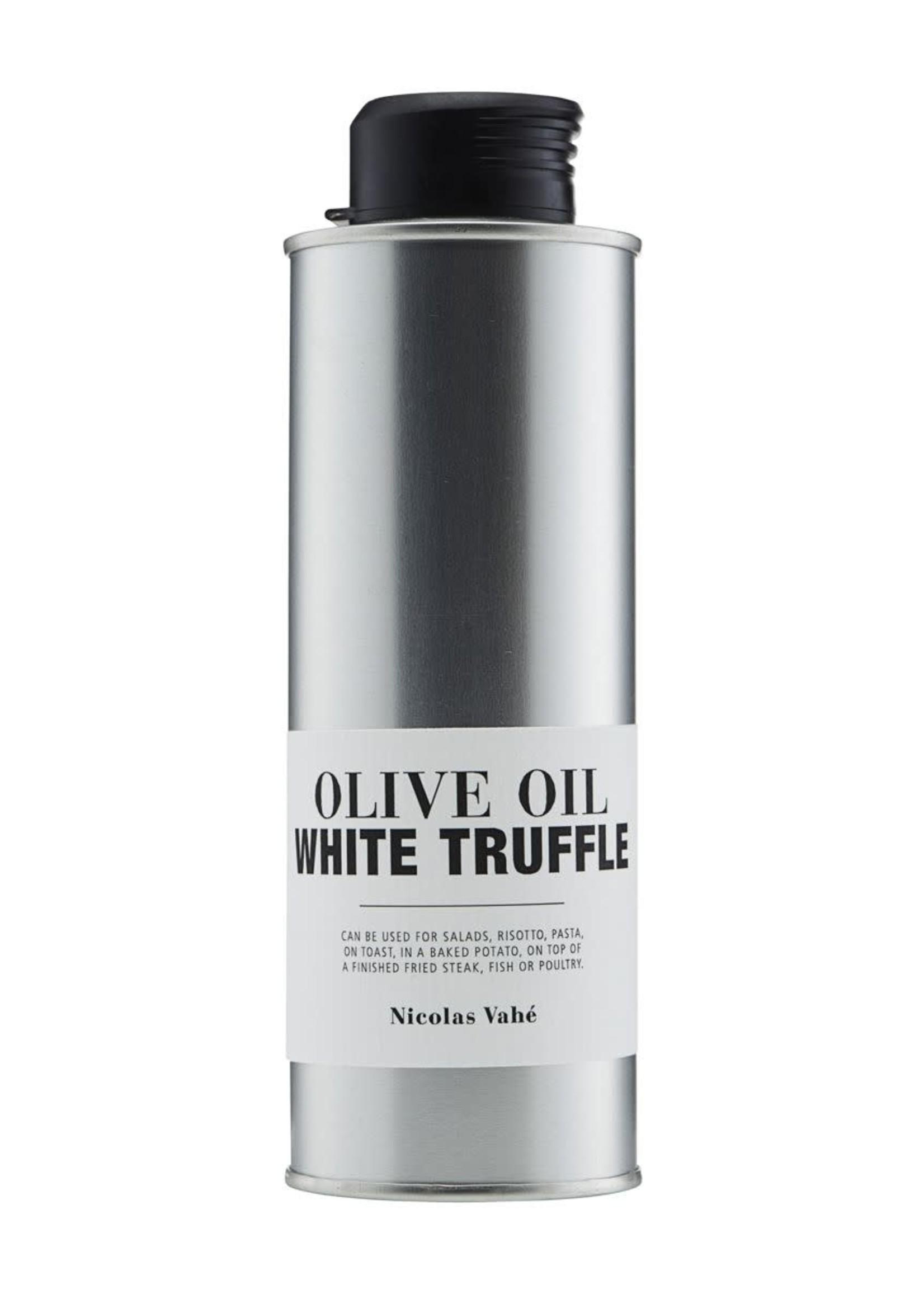 Nicolas Vahé Virgin olive oil with white truffle