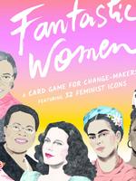 Card Game Fantastic woman