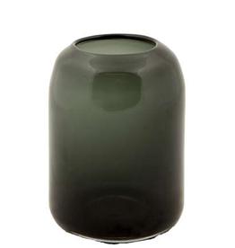 mrs bloom Vase  ragusa amber dark grey