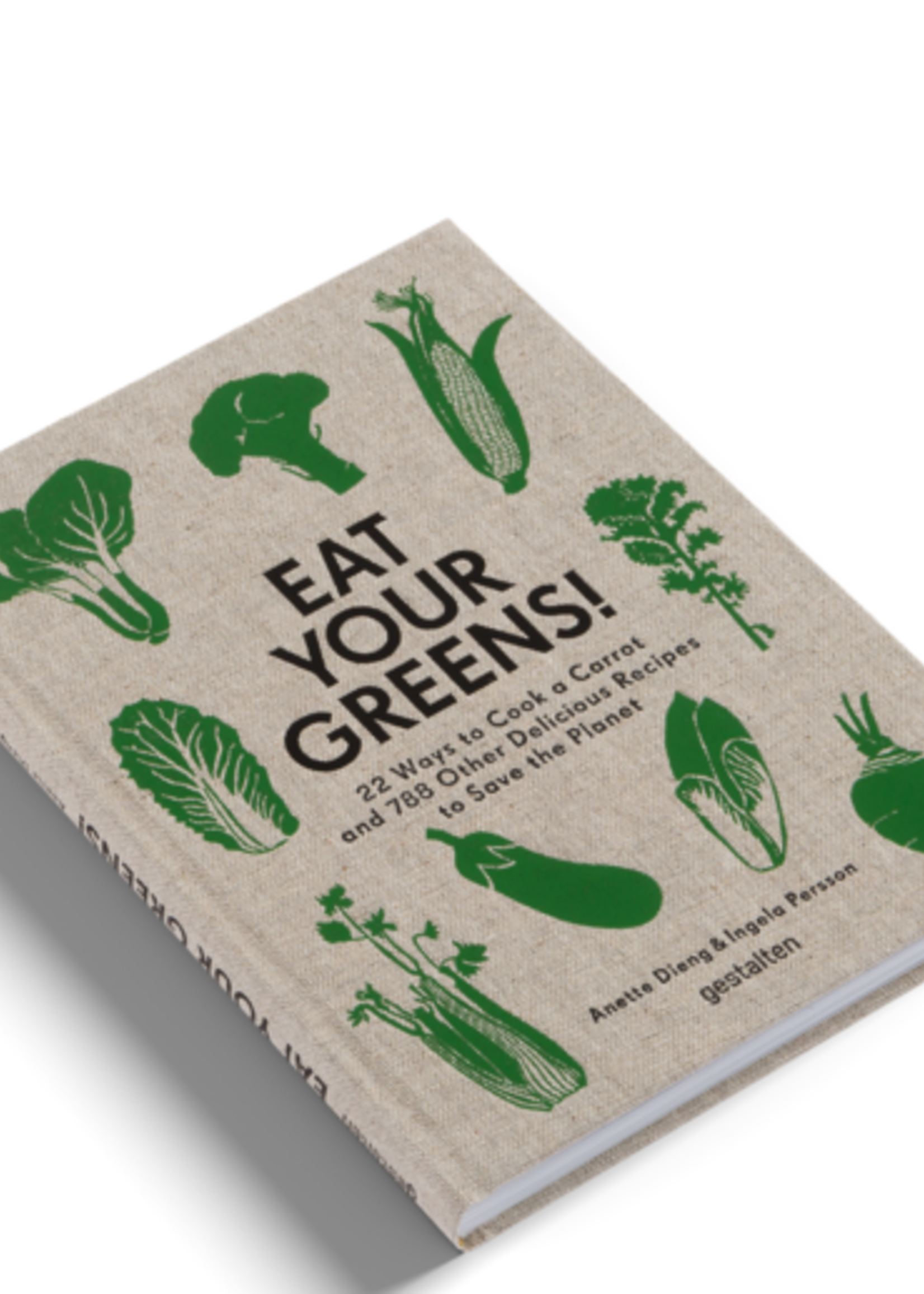 Gestalten LKG Book Eat your greens