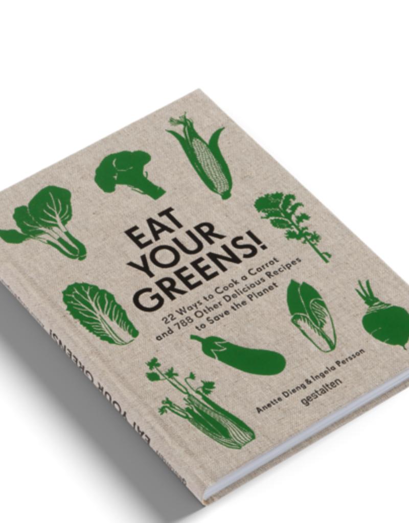 Gestalten LKG Book Eat your greens