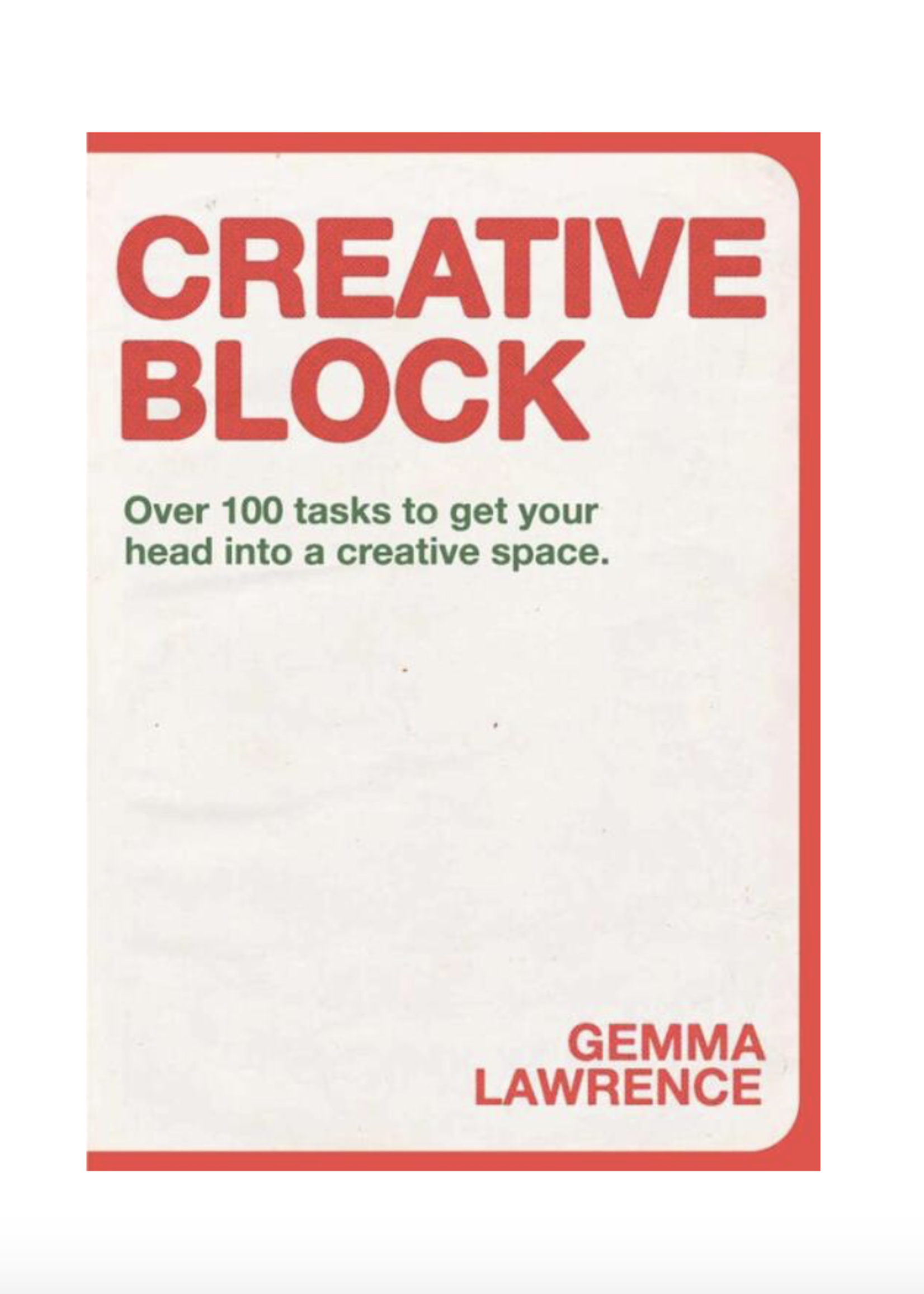 BIS Book Creative block
