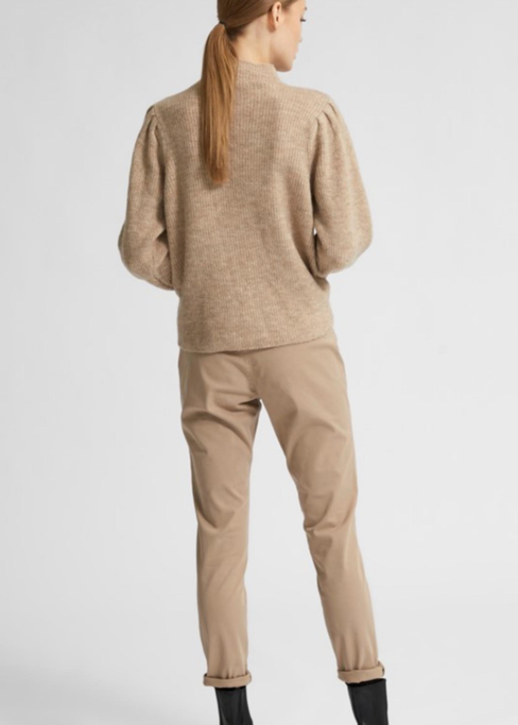 Selected Femme Lipa knit t-neck