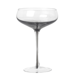 Broste Cocktailglas smoke, set van 2