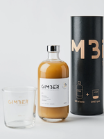 gimber Gift Tin (500ml + glass)