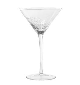 Broste Martiniglas Bubble, set van 2