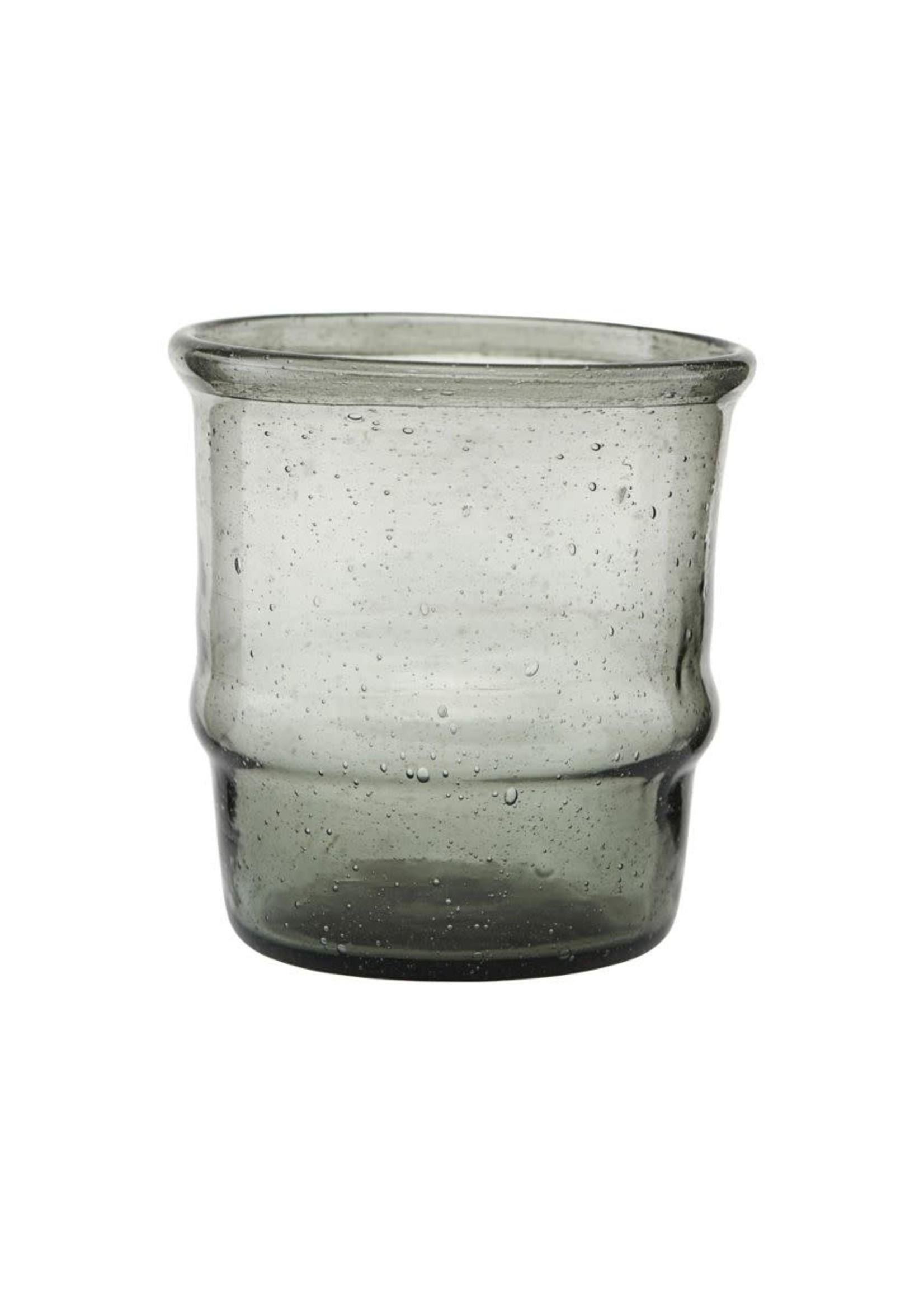 House Doctor Glass, Jeema, Grey