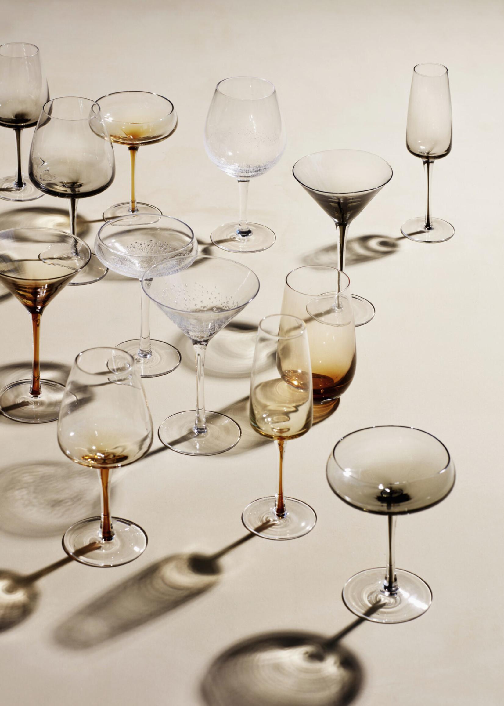 Broste Cocktailglas Bubble, set van 2