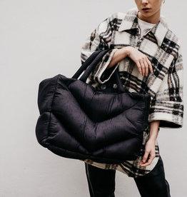 Selected Femme Clara quilt bag