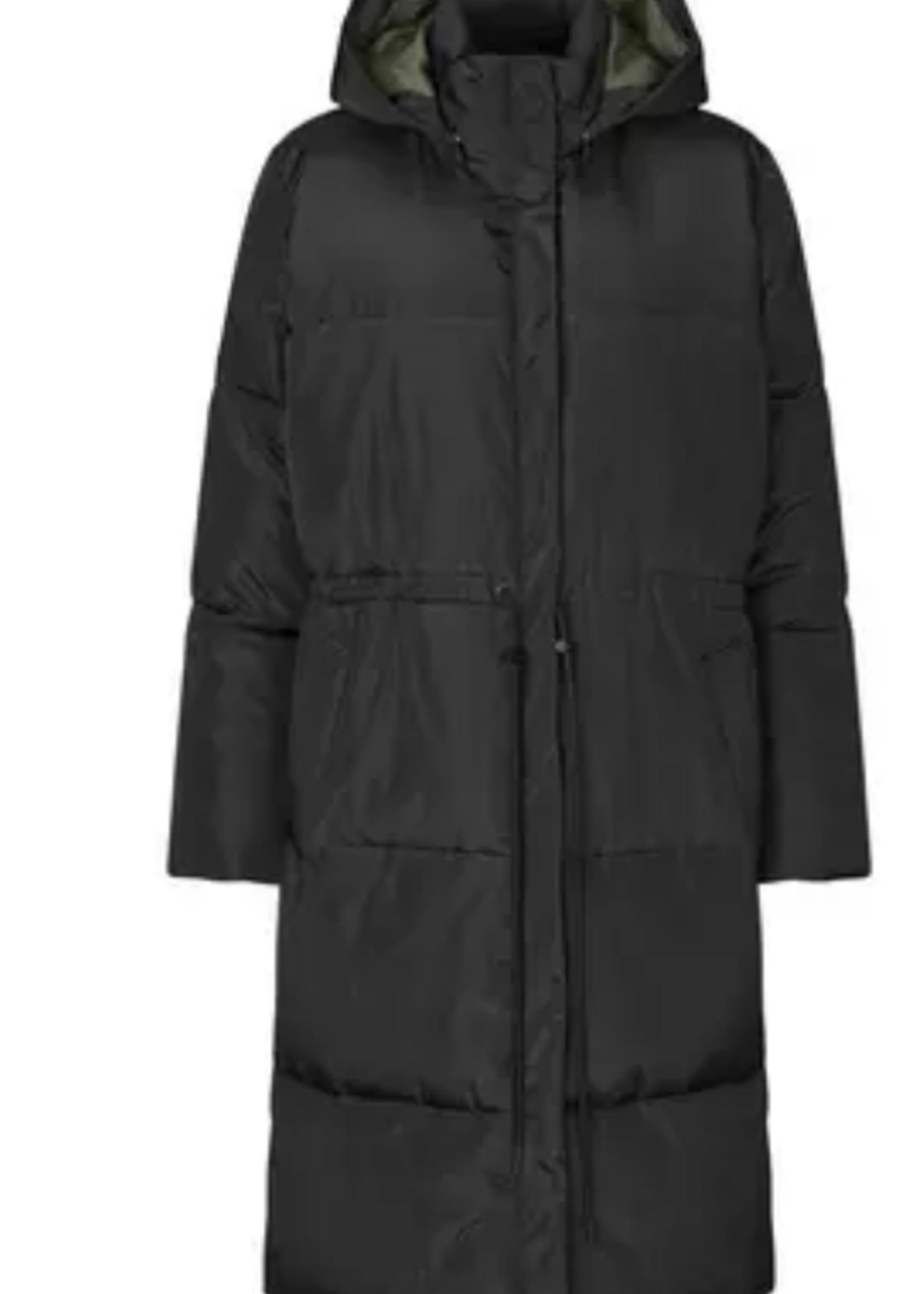 Second Female Buffy coat