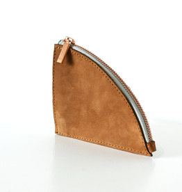 Mood Curious Mood leather wallet brown