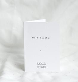 Mood Giftcard 15 euro