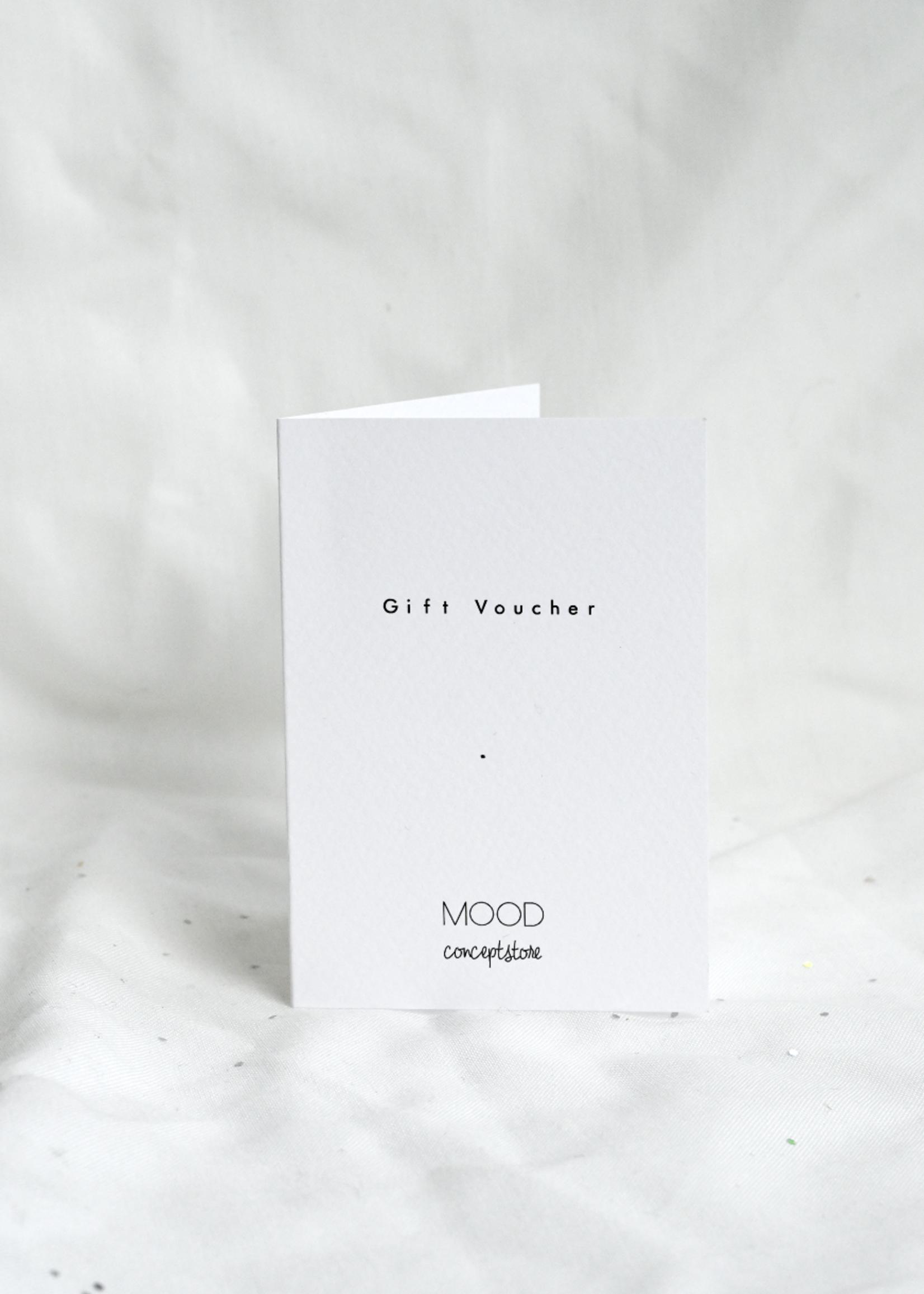 Mood Giftcard 30 euro
