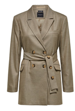 Selected Femme Fran-pongo relaxed blazer