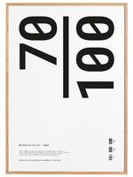 Paper Collective Regular Frame 70 x 100 cm