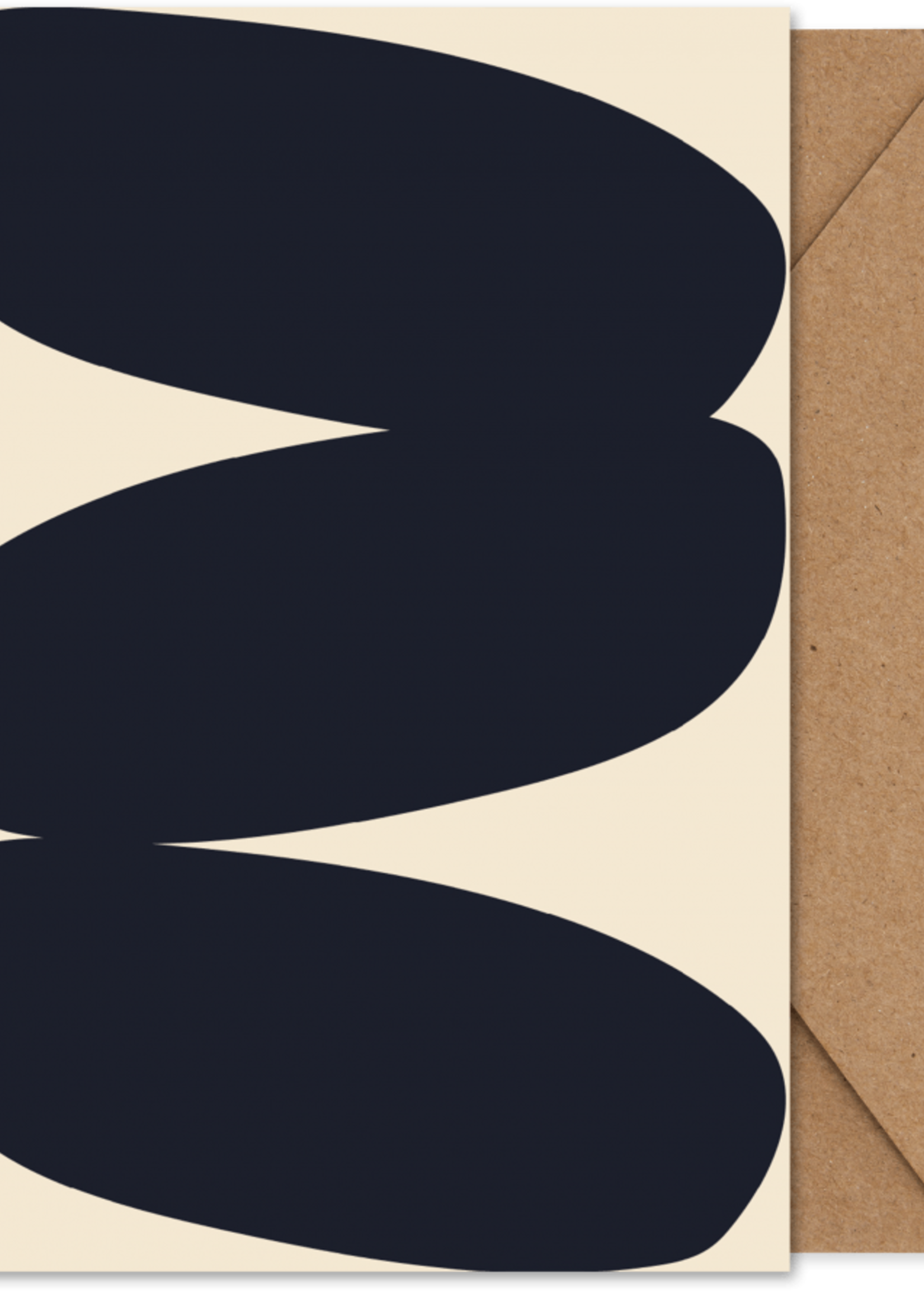 Paper Collective Solid shapes 01 - art card