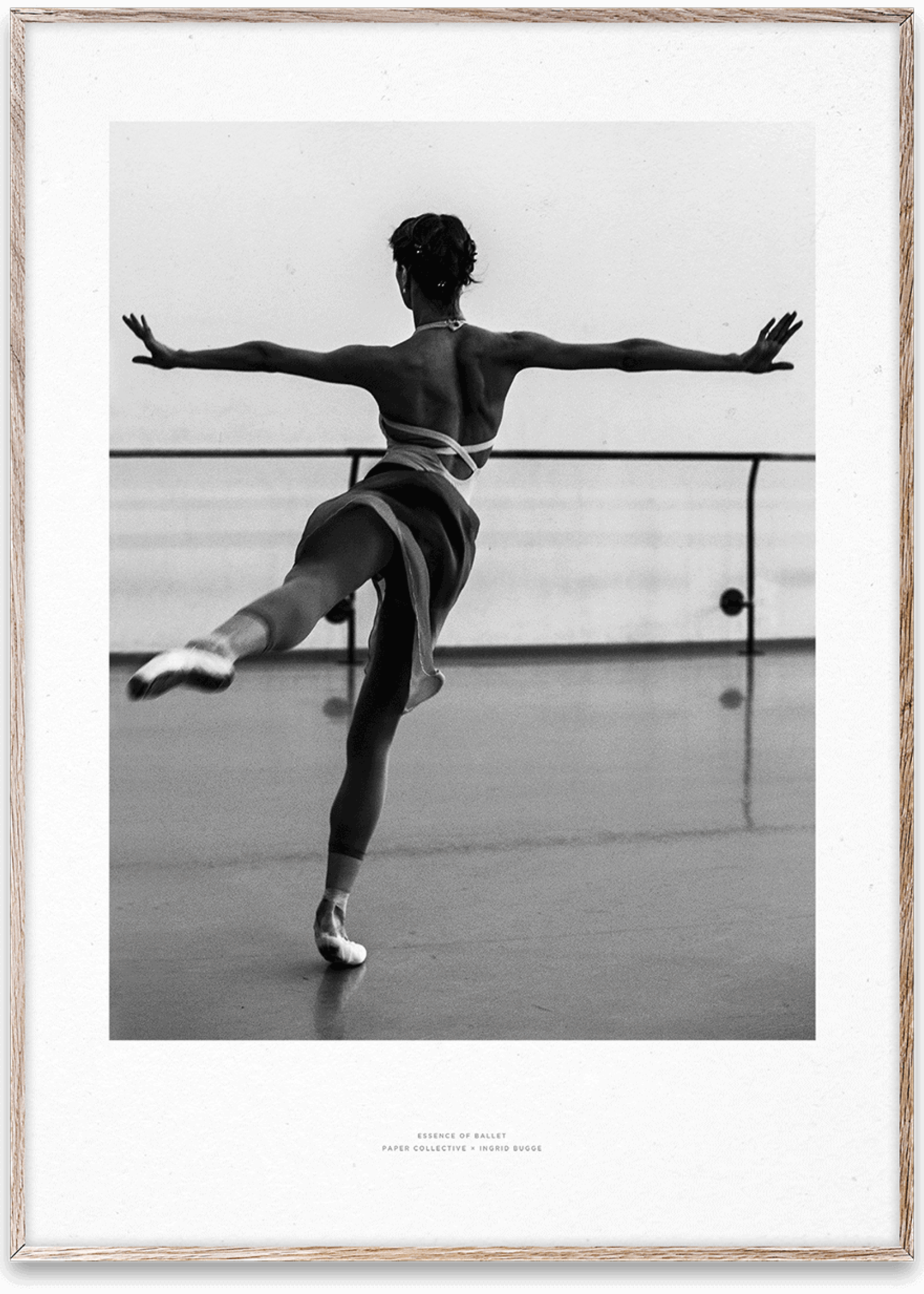 Paper Collective Essence of ballet 05 50x70