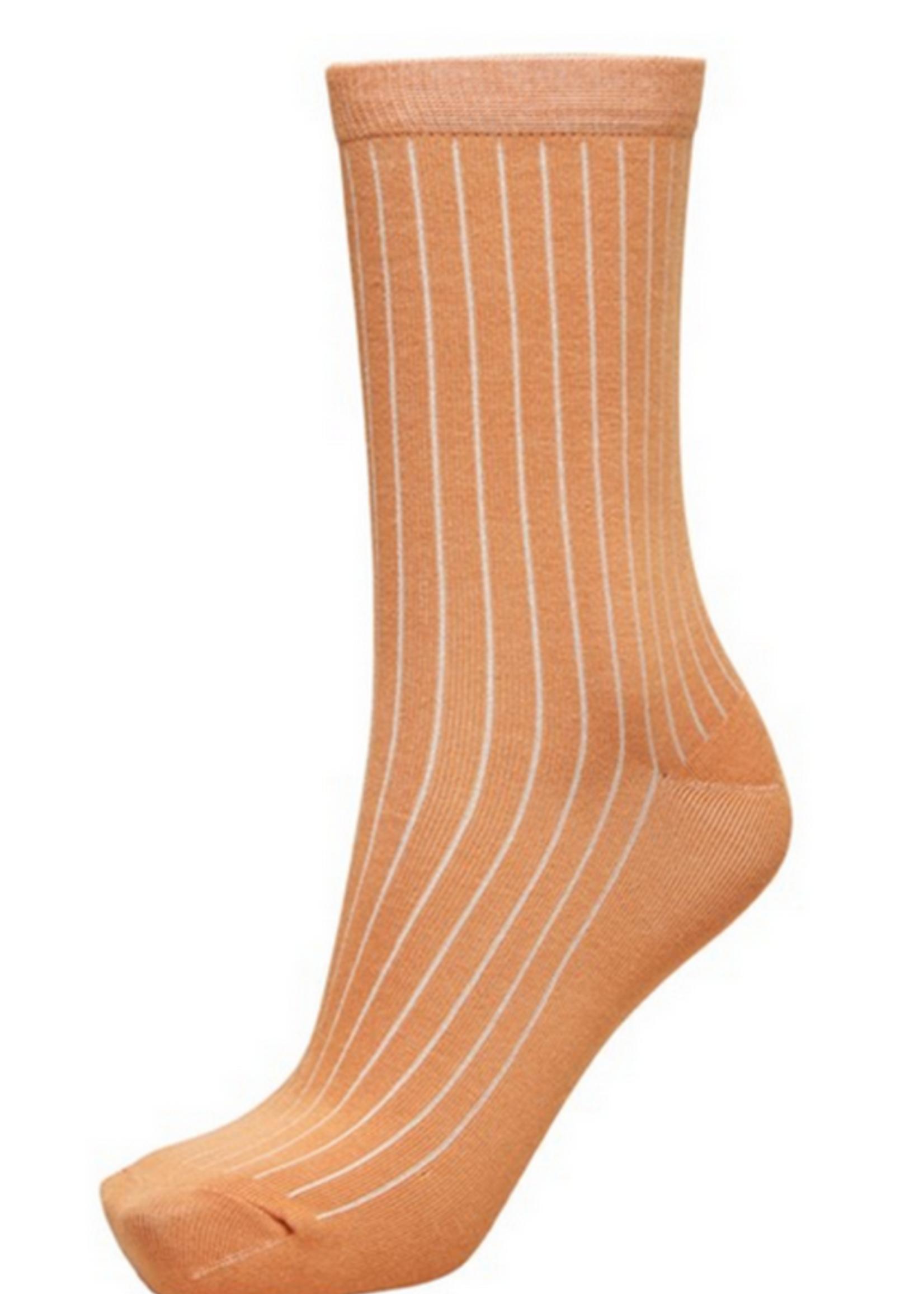 Selected Femme Bobby rib sock
