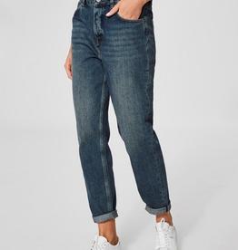Selected Femme Fida HW MOM Mid Blue Jeans 26/32