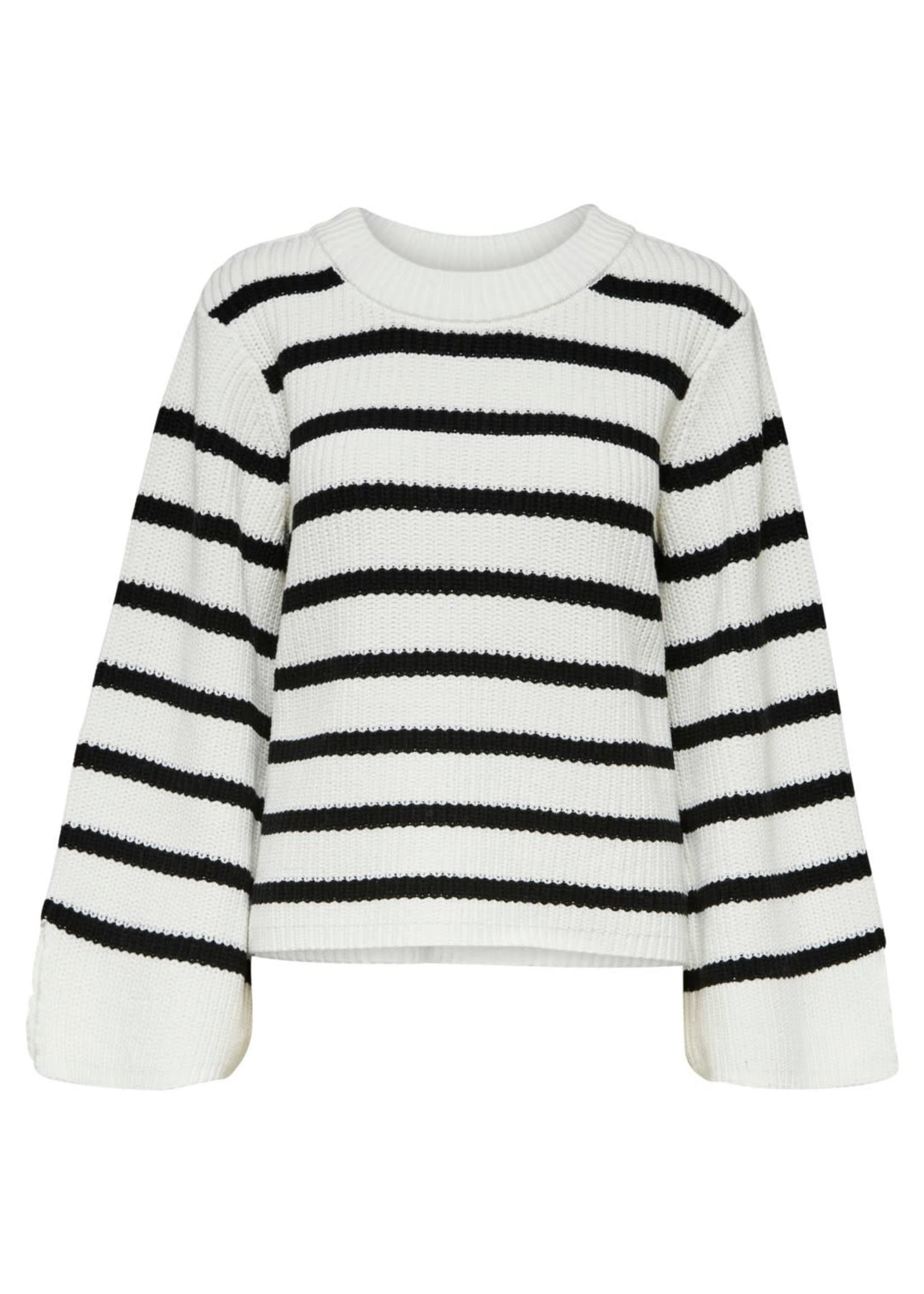 Selected Femme Kisa knit o-neck S/36