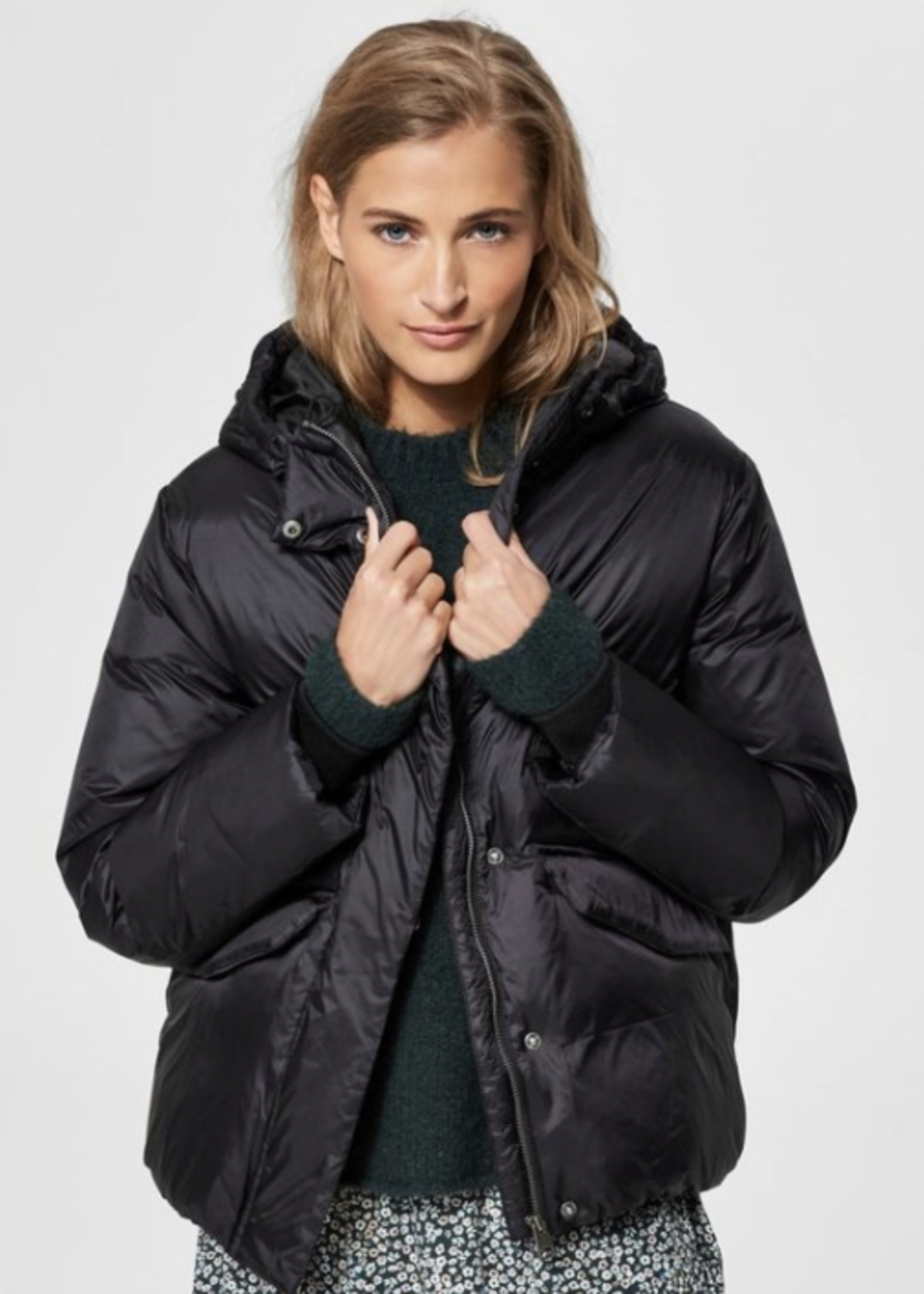 Selected Femme Pam Down Jacket 34/XS