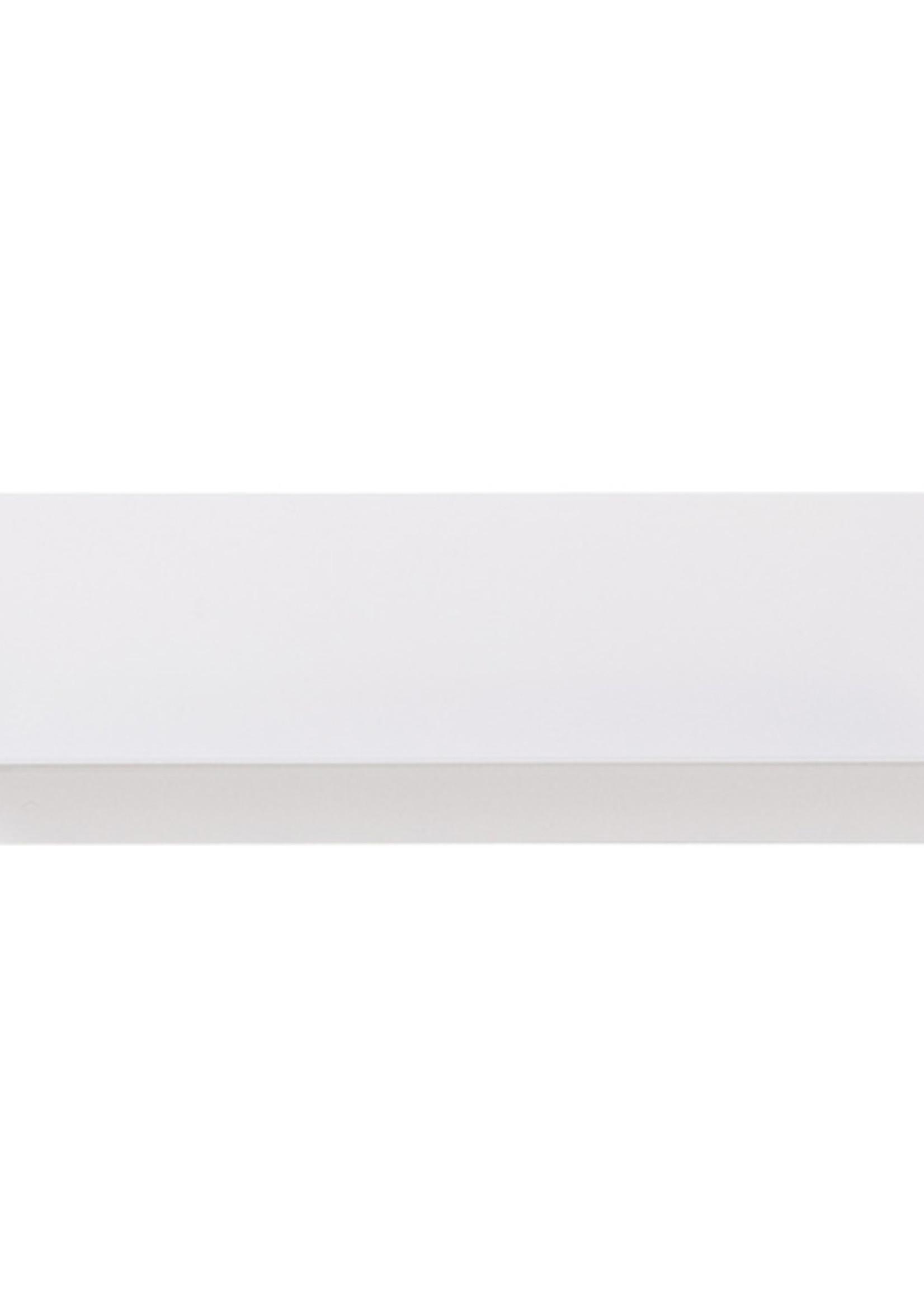 Design Letters White single shelf