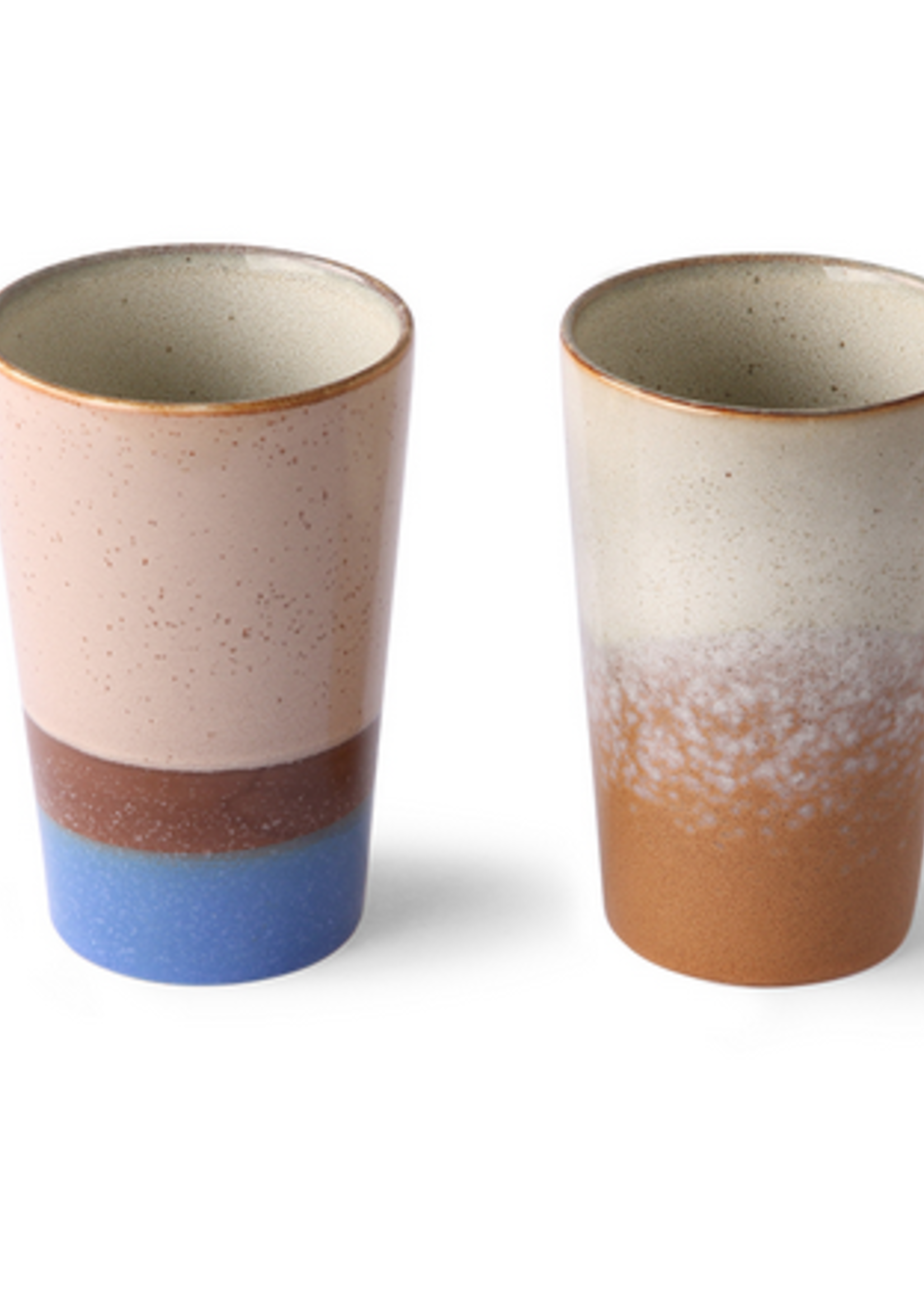 HKliving Tea mugs (set of 2)
