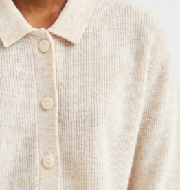 Selected Femme Hanne 2/4 knit cardigan