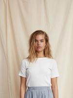 Esmé studios Blossom SS O-neck Rib T-shirt