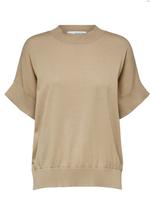 Selected Femme maja knit o-neck